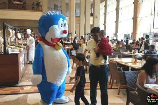 Doraemon Mascot For Hire